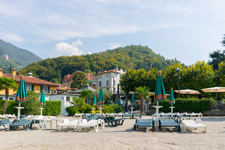 Spiaggia Varenna